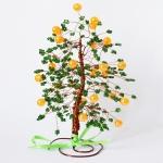 Видео мастер-класс по изготовлению бисерного дерева