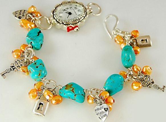 Идея браслетов для часов