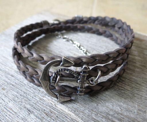 Красивые браслеты мужские своими руками